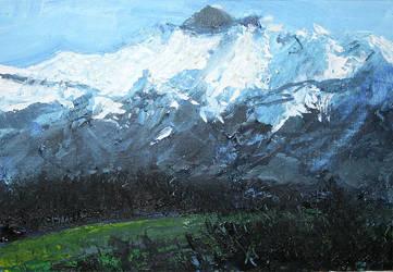 Alpes 2 by Pierrick