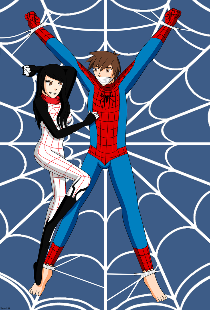 Black Cat Spiderman Femdom