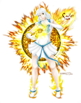 Sakky's Sailor Sun by dubird