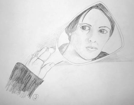 Self portriat