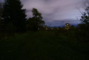 Windy night by MrProsser42