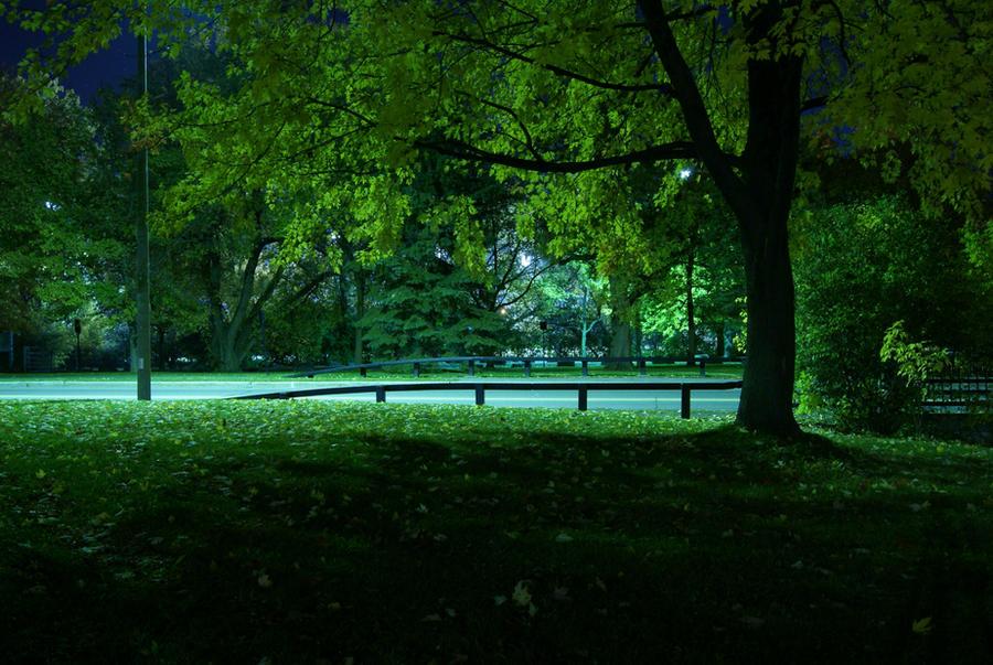 Everything's gone green by MrProsser42