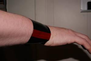 Latex Wristband #2 by MrProsser42
