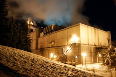 Heating Plant #1 - Ottawa General Hospital by MrProsser42