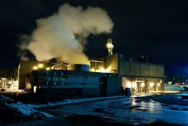 Heating Plant #2 - Ottawa General Hospital by MrProsser42