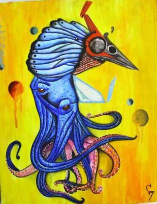 cefalopodo by lash-uno