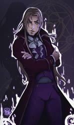 Magician Valtor. by Rom-Rom