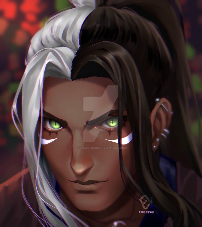 [Commission] BNW Warrior [Keydo]