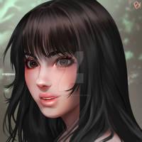 [Commission] Black [Keydo] by EvokStudios