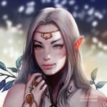 [Commission] Cecilia D'auvergne [EvokStudios]
