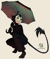 [Practice] Umbrella [Goltten]