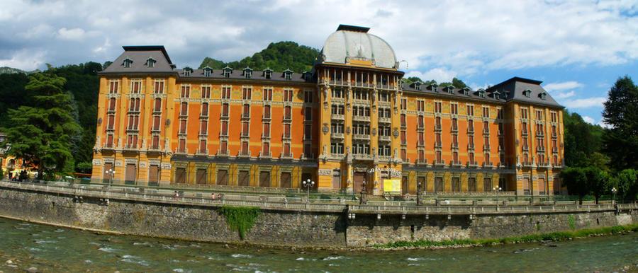 Hotel Terme S Vittore Genga An