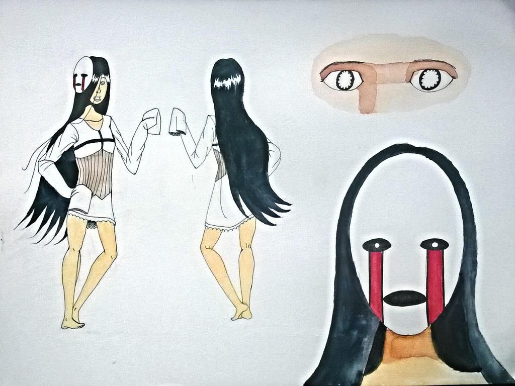 Reference sheet: Kyo Tera by seth-ravenclaw