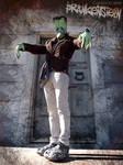 Frankenstein Full costume