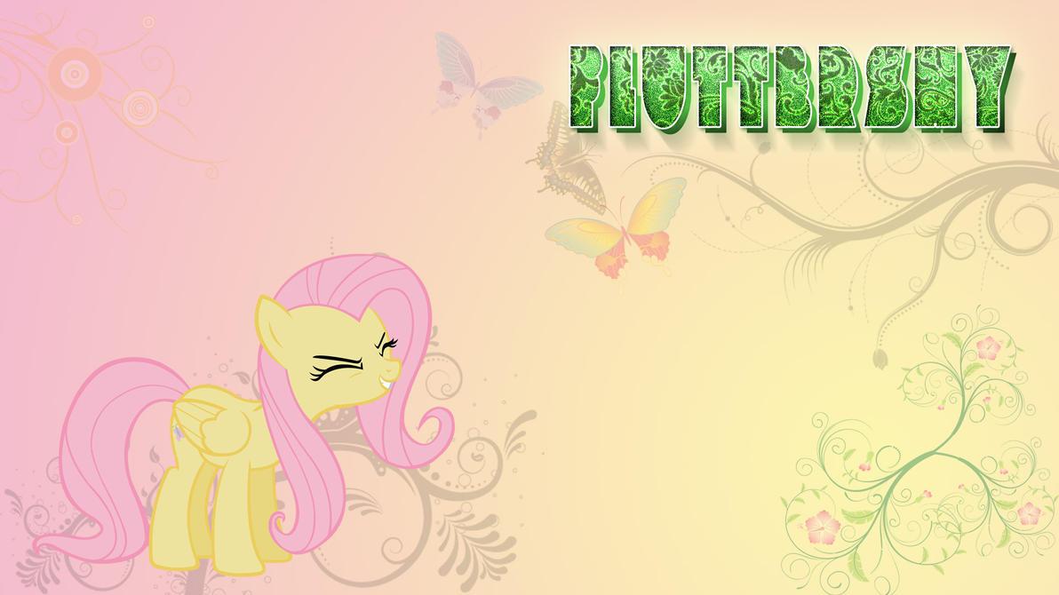 Fluttershy wallpaper by ~AK71 on deviantART