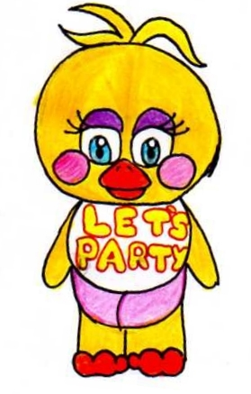 Baby toy chica by ludwigvonkoopalover on deviantart