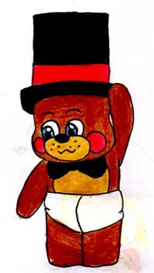 Baby Freddy Toys : Baby toy freddy by ludwigvonkoopalover on deviantart