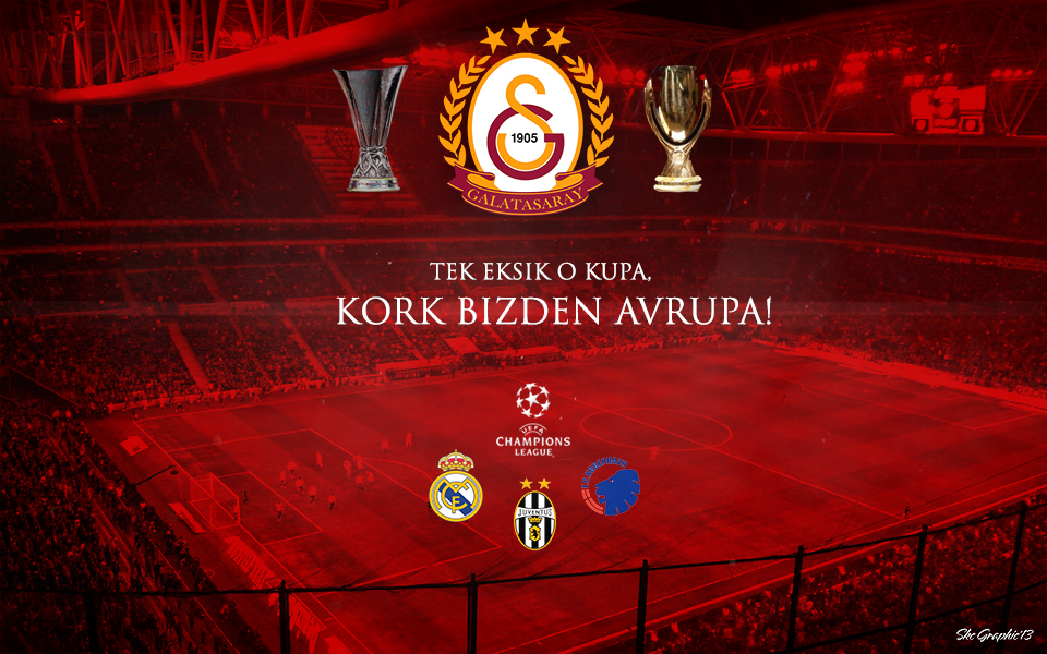 galatasaray champions league