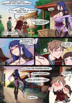 Thunder Fall Page 1 by win4699