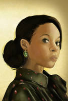 Chrisette Michele by naynaybby