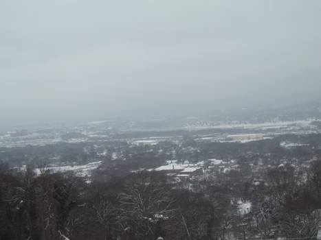 Snowy Chattanooga