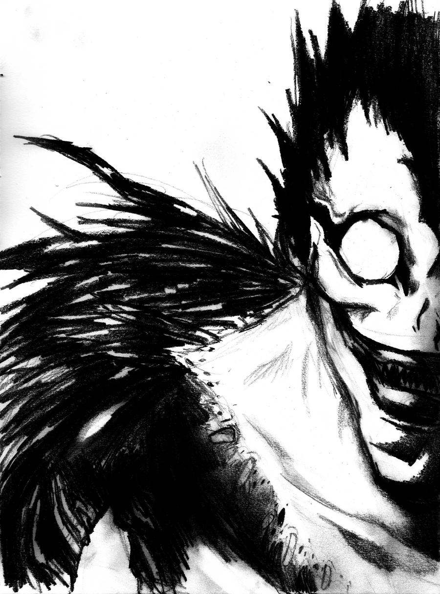 Ryuk by Lilyfer on DeviantArt