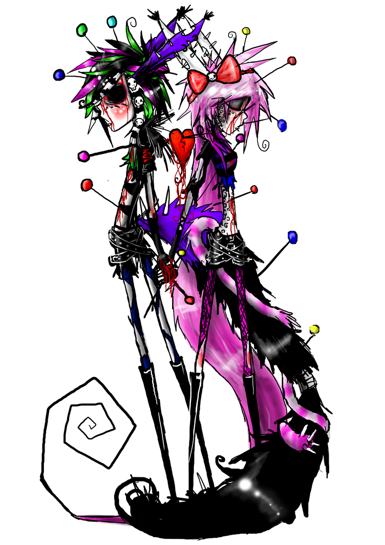 Junkyard Voodoo by Lilyfer
