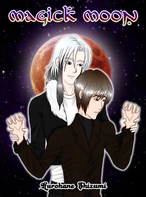 Magick Moon's Cover by KurohaneShizumi