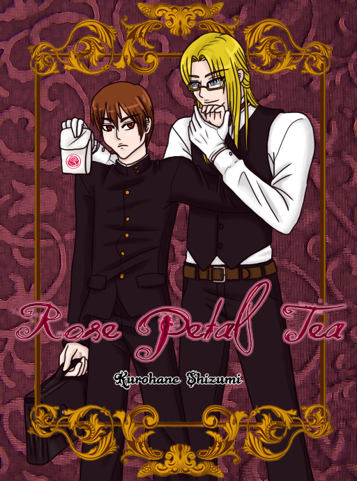 Rose Petal Tea Cover by KurohaneShizumi