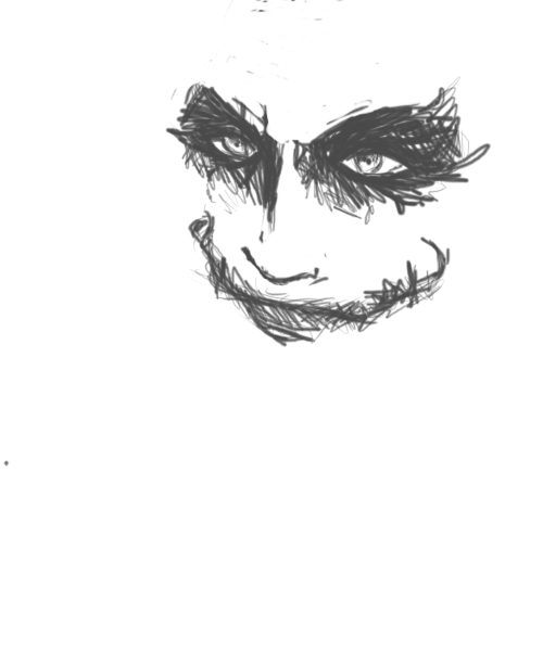 Joker Face By SonOfa Prince