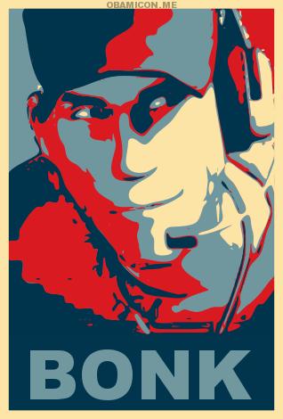 Tf2 Scout Obama Poster By Dj Saito On Deviantart