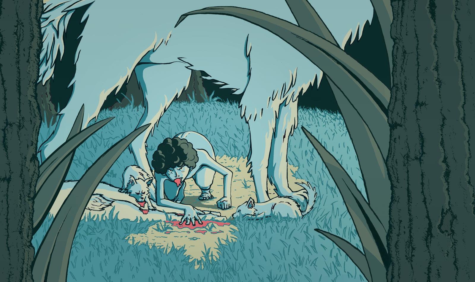 Mowgli by Orishibu