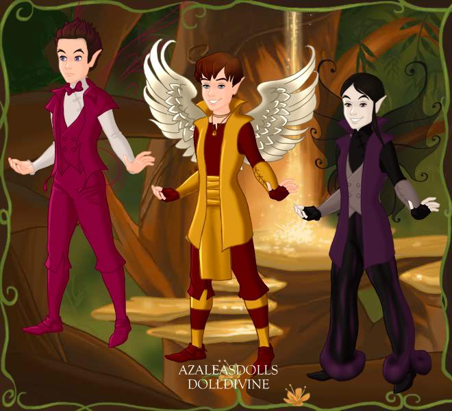 Disney Fairies CdS MdlK Guardian Lovers by Zikka