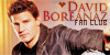 David Boreanaz FC Icon by aidorei