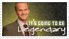 Barney Stinson - Legendary by aidorei
