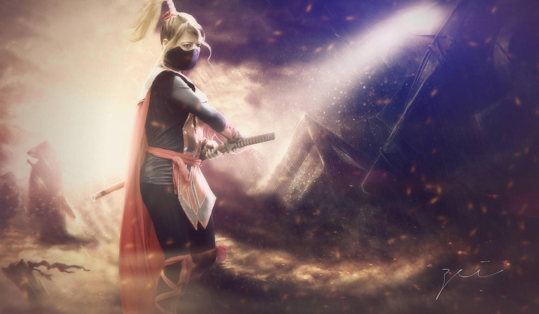 Eternal Warrior by zeiruch