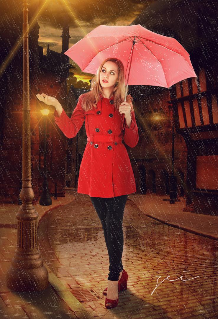 Singing In The Rain by zeiruch