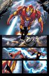 Marvel Adventures Ironman 8