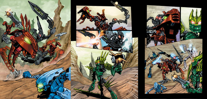 Bionicle Glatorian 1