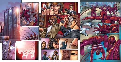 Wolverine First class 13