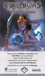 Presentacion Cronicas GDL by ulises-arreola
