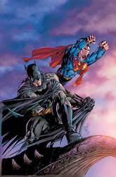 Cover of Superman Batman 68 by ulises-arreola