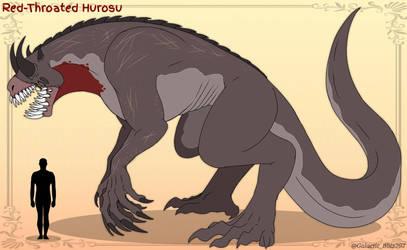 Red-Throated Hurosu