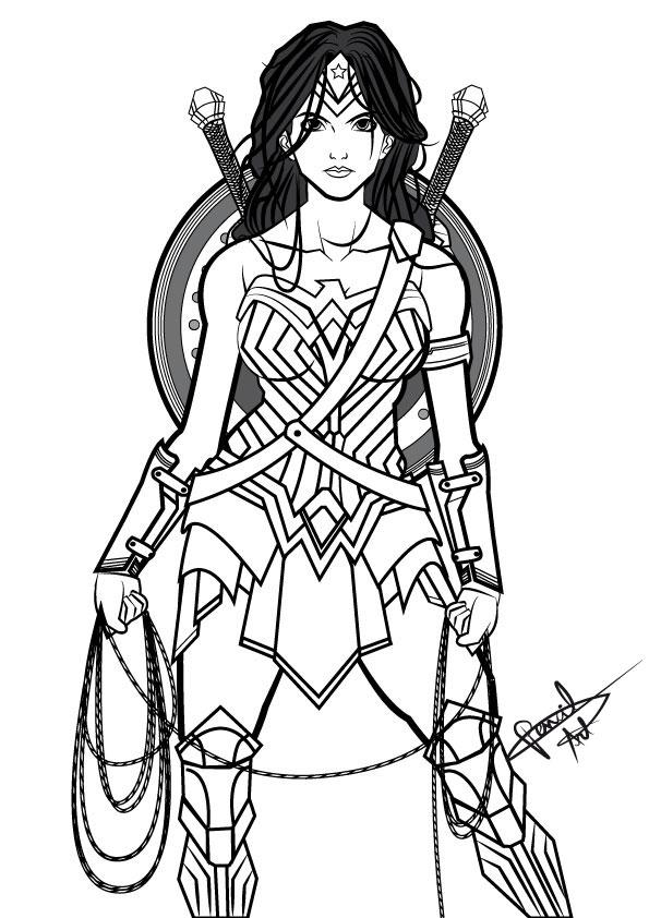 Snap Dawn Of Justice Wonder Woman By Niyoarts On Deviantart Photos