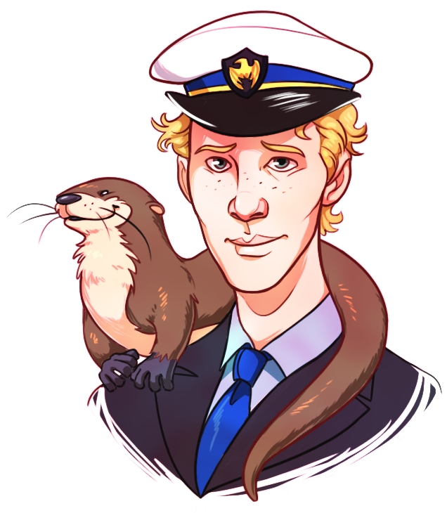 Captain Crieff by pai-draws