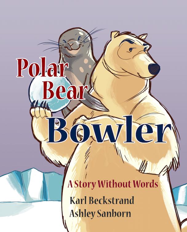 Polar Bear Bowler by pai-draws