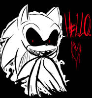Sketch: Sonic.Exe by darkangil2