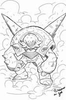 #652 Chesnaught by snowy-inferno