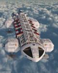 Eagle Transporter - Above Clou