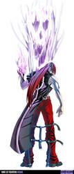 King of Fighters Redux: Iori by digitalninja